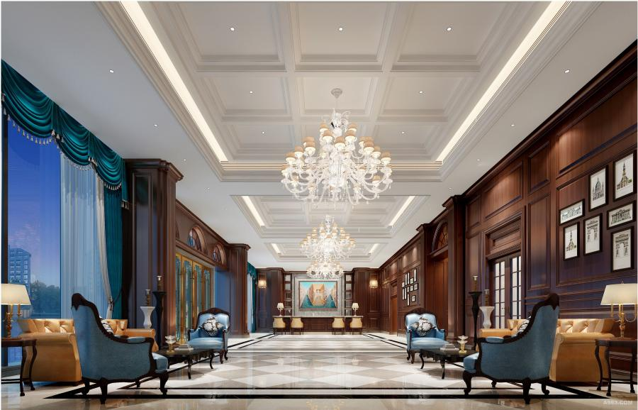 YAH | 深圳雅合深化设计 -- 酒店公寓项目案例图 -- 施工图