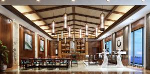 中式古典酒店设计理念-水木源创-新中式酒店设计
