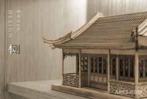 本则设计   郑州中海万锦公馆:衔接古建,雅洁幽隽的中式美学
