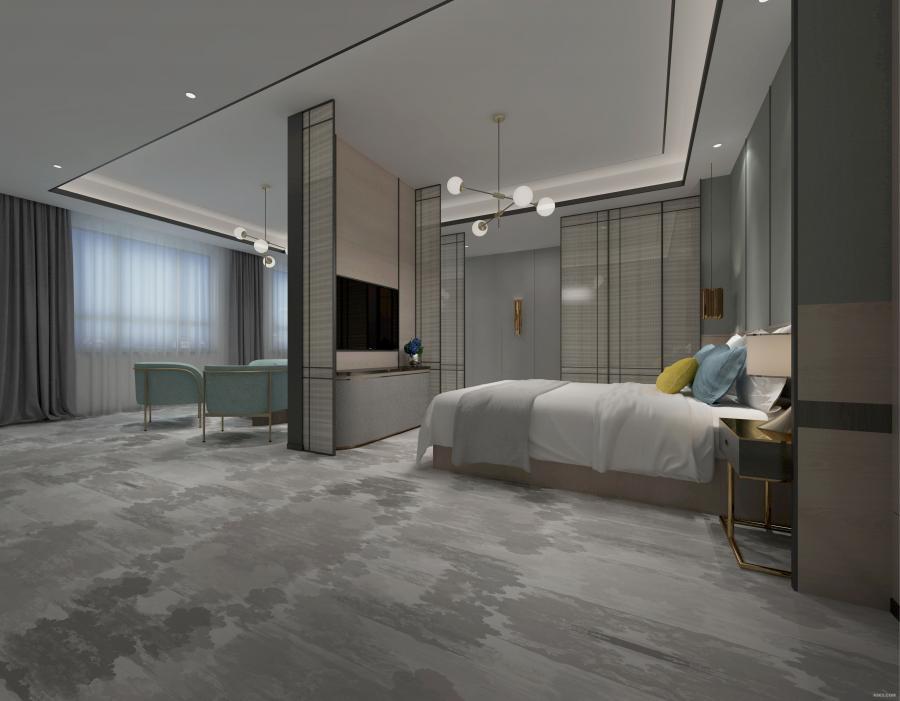 五层特色大床房