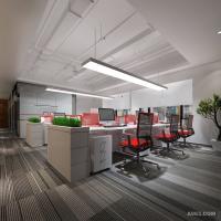 长城办公室装修设计