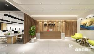 当代景观设计有限公司办公室装修设计