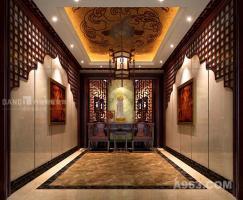 深圳沙井禧园-新古典风格-别墅