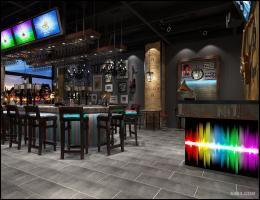 深圳时尚酒吧设计