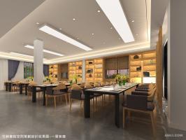 广州云色装饰设计  竹林书院宿舍楼