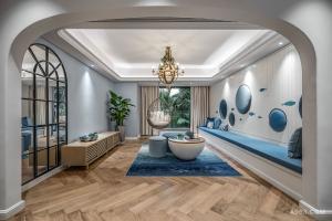 卓越维港室内设计(如果家是一座游乐园......)