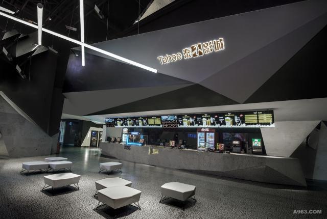 破碎的神圣 —上海118广场泰禾影院