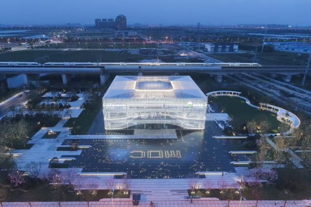 新城控股MOC芯城汇展示中心