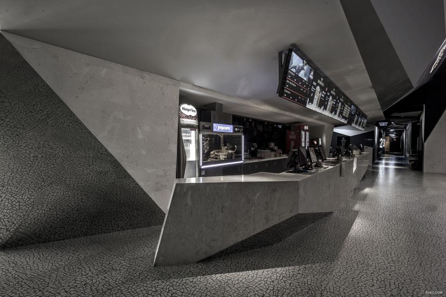 影城大厅 3