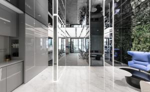 办公中的黑科技--福建东湖LOFT办公样板房室内设计