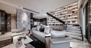 黑科技住宅--福建东湖数字小镇创新住宅室内设计