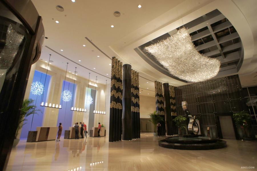 lobby 酒店大堂