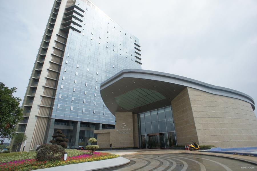 facade 酒店建筑外观