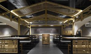 吉造空间设计 | 豆虎•豆花酸菜鱼餐厅