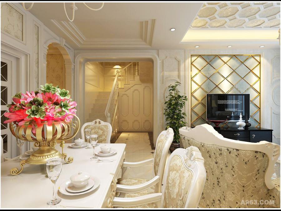 餐厅的设计