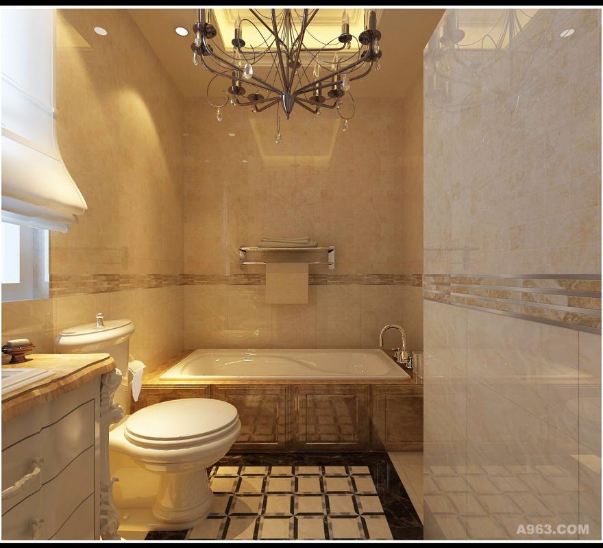 卫生间的设计