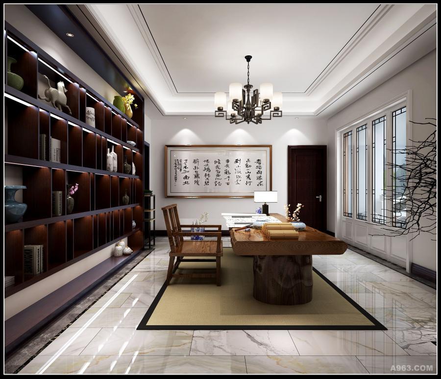 书房的设计