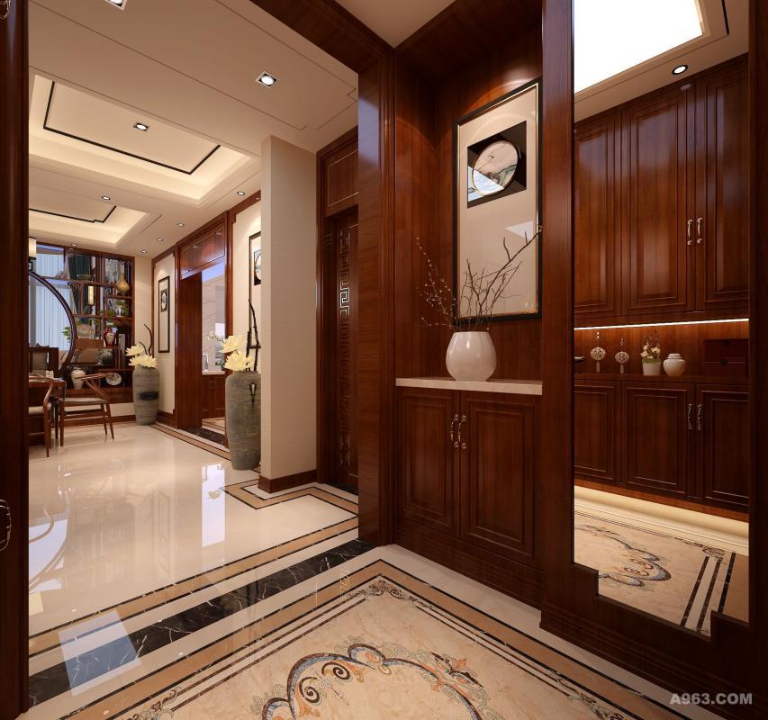 门厅的设计