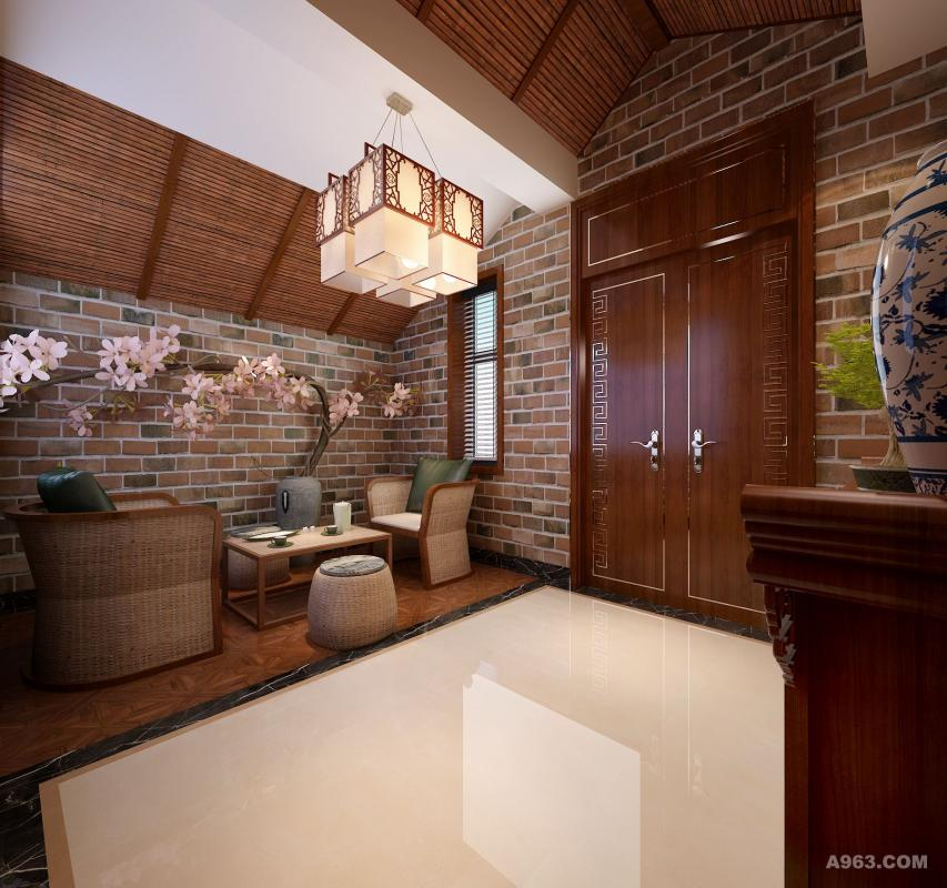 外厅的设计