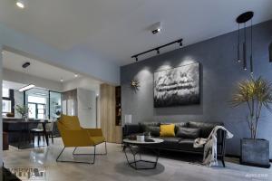 深圳永安设计--让您家和别家不一样——让家充满安稳的光--英伦名苑现代工业