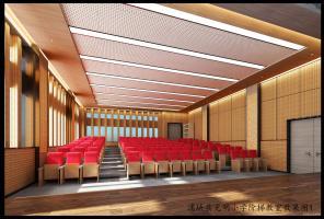 2017年项目-浦城光明小学阶梯教室改造