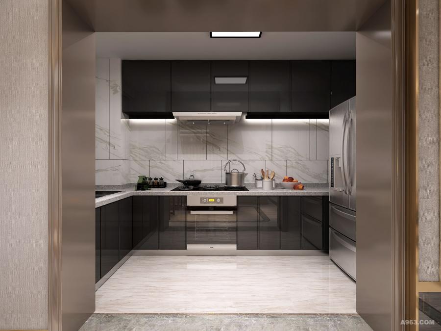 负一楼厨房