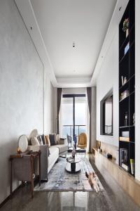 维塔设计|《晚秋》|深圳南山区半岛城邦私宅设计项目