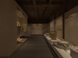 川东民俗博物馆室内展陈设计