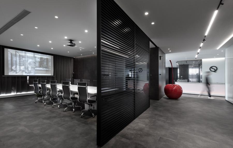 前厅+会议室