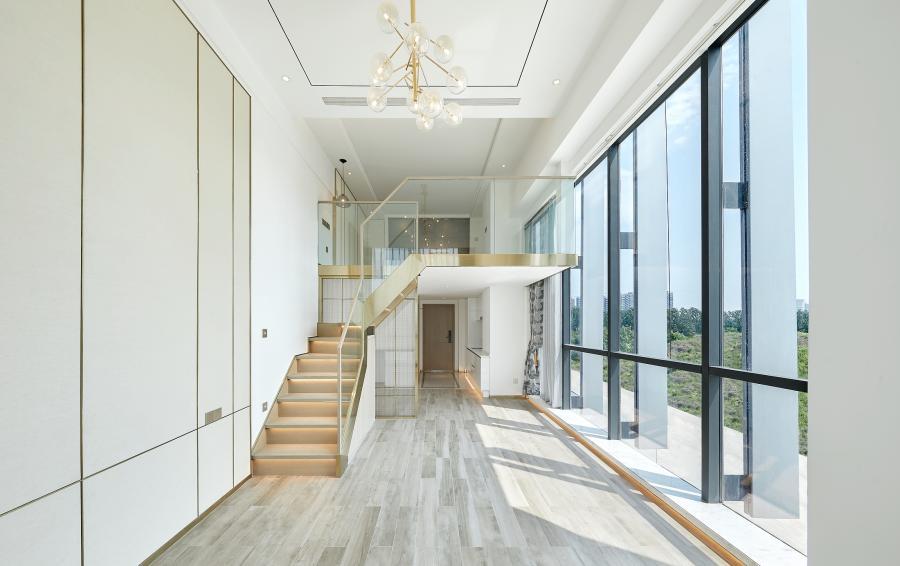 """正商国际大厦公寓设计——996背后,都在奋力找寻""""工作与生活""""的平衡点"""