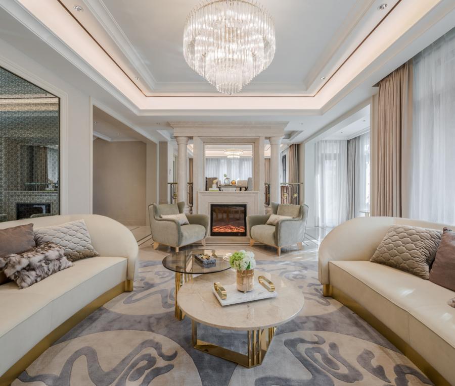 会客厅 The sitting room