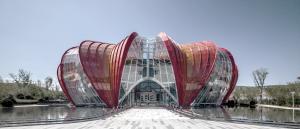 延安万达城展示中心