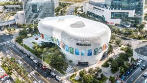 新冶新作   国内首个城市音乐产业综合体-厦门星巢越中心