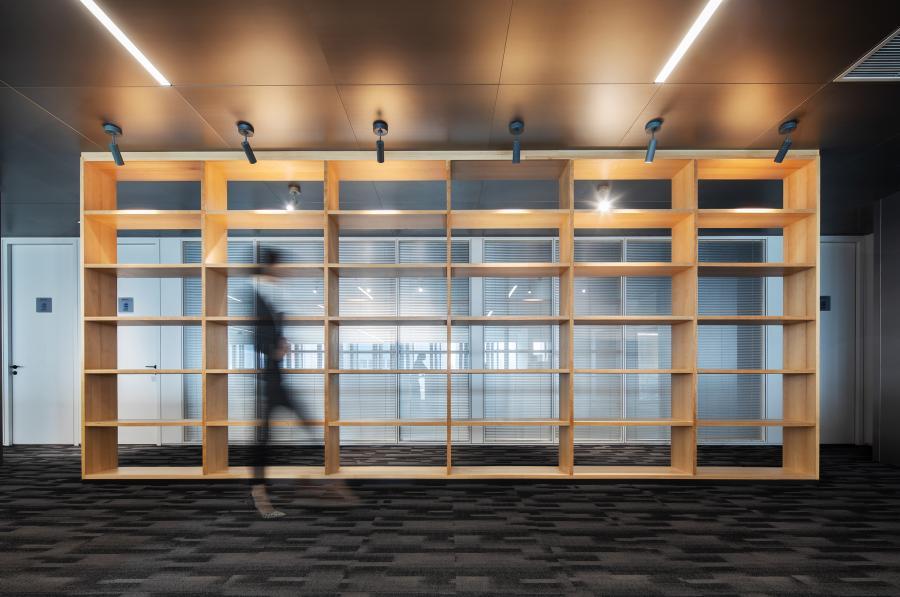 JA杰恩设计 x 腾讯:云时代总部办公空间设计的模块化革新