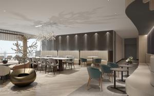 至美科技-上海OPPO员工餐厅