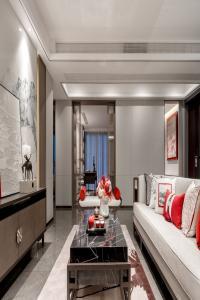 伊派设计丨重庆·涪江郡样板房软装设计